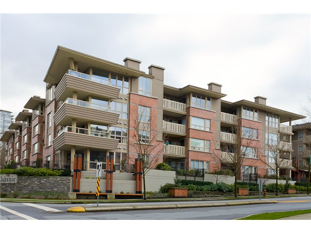 Photo 15: # 414 801 KLAHANIE DR in Port Moody: Port Moody Centre Condo for sale : MLS® # V1056611