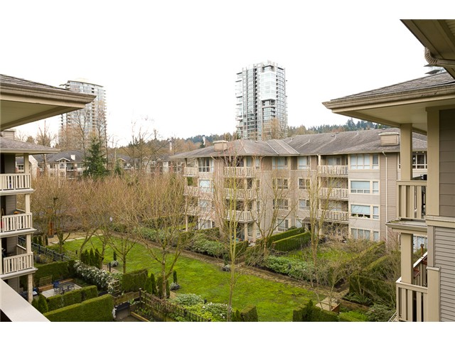 Photo 13: # 414 801 KLAHANIE DR in Port Moody: Port Moody Centre Condo for sale : MLS® # V1056611