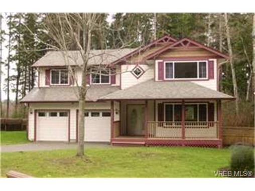 Main Photo: 1605 Harmonys Place in SOOKE: Sk Whiffin Spit Single Family Detached for sale (Sooke)  : MLS(r) # 224286