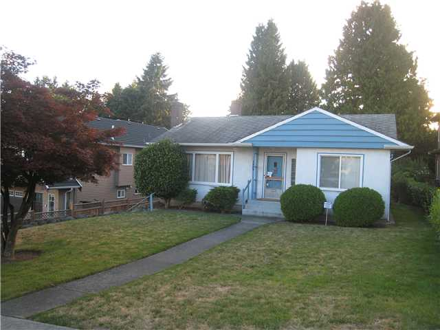 Main Photo: 7989 MCGREGOR Avenue in Burnaby: South Slope House for sale (Burnaby South)  : MLS® # V1081575