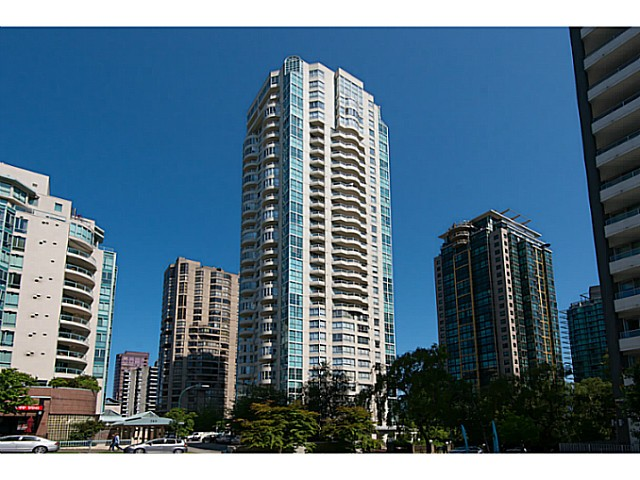 Main Photo: # 303 717 JERVIS ST in Vancouver: West End VW Condo for sale (Vancouver West)  : MLS® # V1075876