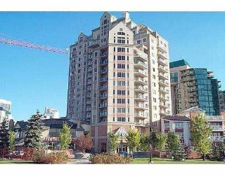 Main Photo:  in CALGARY: Eau Claire Condo for sale (Calgary)  : MLS®# C3109863