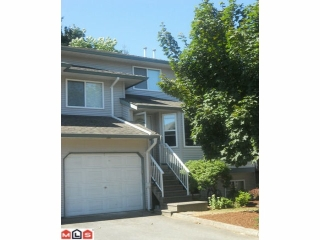 "Main Photo: 19 34332 MACLURE Road in Abbotsford: Central Abbotsford Townhouse for sale in ""IMMEL RIDGE"" : MLS(r) # F1220836"