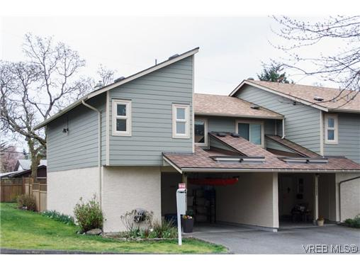 Main Photo: 1124 Kiwi Road in VICTORIA: La Langford Lake Townhouse for sale (Langford)  : MLS® # 321514