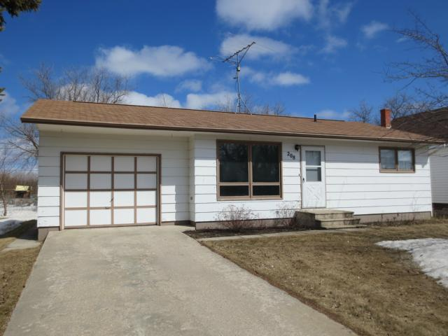 Main Photo: 208 4th Street in SOMERSET: Manitoba Other Residential for sale : MLS®# 1305544