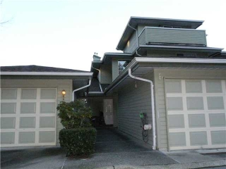 Main Photo: #104 1386 Lincoln Drive in Port Coquitlam: Townhouse for sale : MLS® # V866445