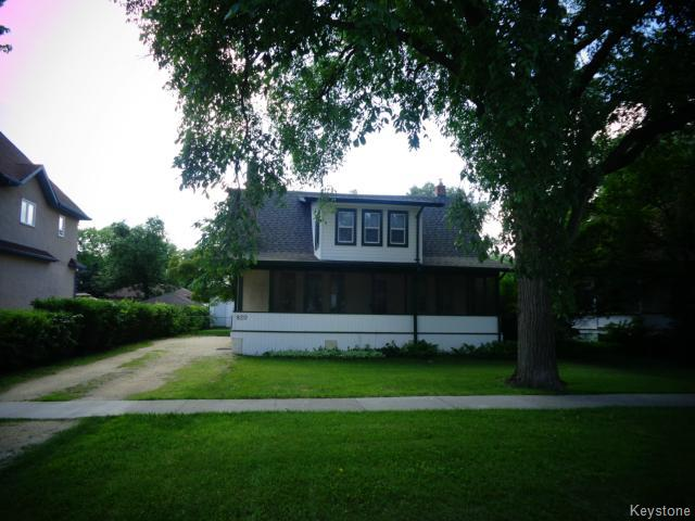 Main Photo: 920 North Drive in WINNIPEG: Fort Garry / Whyte Ridge / St Norbert Residential for sale (South Winnipeg)  : MLS® # 1416335