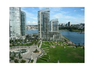 Main Photo: 1501 638 BEACH Crescent in VANCOUVER: Yaletown Condo for sale (Vancouver West)  : MLS(r) # V1074248