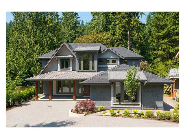 Main Photo: 1333 Riverside Drive in NORTH VANCOUVER: Seymour House for sale (North Vancouver)  : MLS®# v1097882