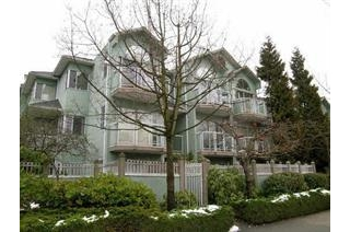 Main Photo: 110 633 W 16 Avenue in Vancouver: Fairview VW Condo for sale (Vancouver West)  : MLS®# V626390