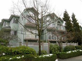 Main Photo: 110 633 W 16 Avenue in Vancouver: Fairview VW Condo for sale (Vancouver West)  : MLS® # V626390