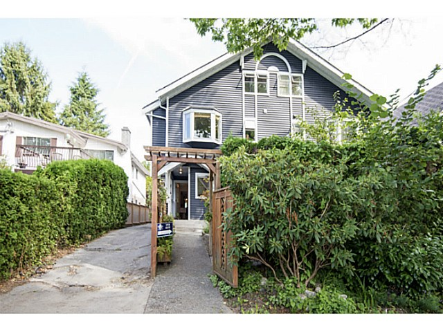Main Photo: 2347 W 7TH AV in Vancouver: Kitsilano Townhouse for sale (Vancouver West)  : MLS® # V1140707