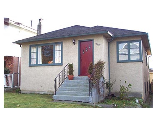 Main Photo: 2586 Dundas Street in Vancouver: Hastings East House for sale (Vancouver East)  : MLS® # V858026