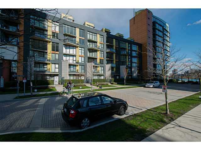 Main Photo: # 606 29 SMITHE ME in Vancouver: Yaletown Condo for sale (Vancouver West)  : MLS(r) # V1054188