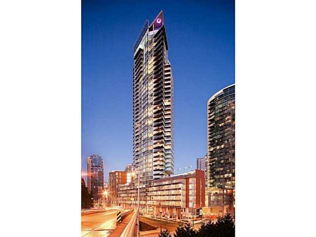 Main Photo: # 710 1372 SEYMOUR ST in Vancouver: Downtown VW Condo for sale (Vancouver West)  : MLS(r) # V1047821