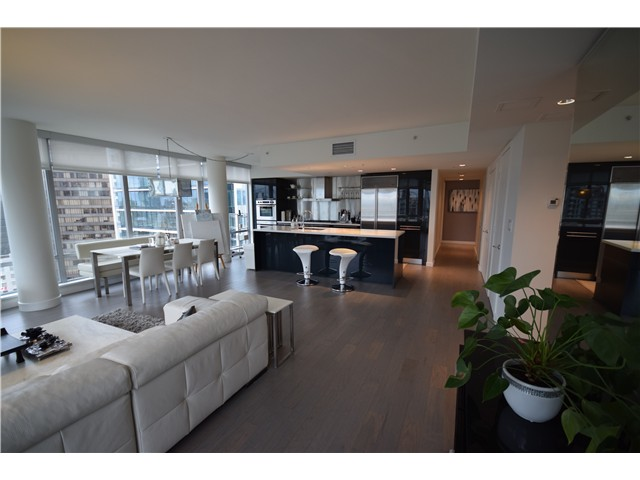 Main Photo: # 3002 788 RICHARDS ST in Vancouver: Downtown VW Condo for sale (Vancouver West)  : MLS® # V1097730