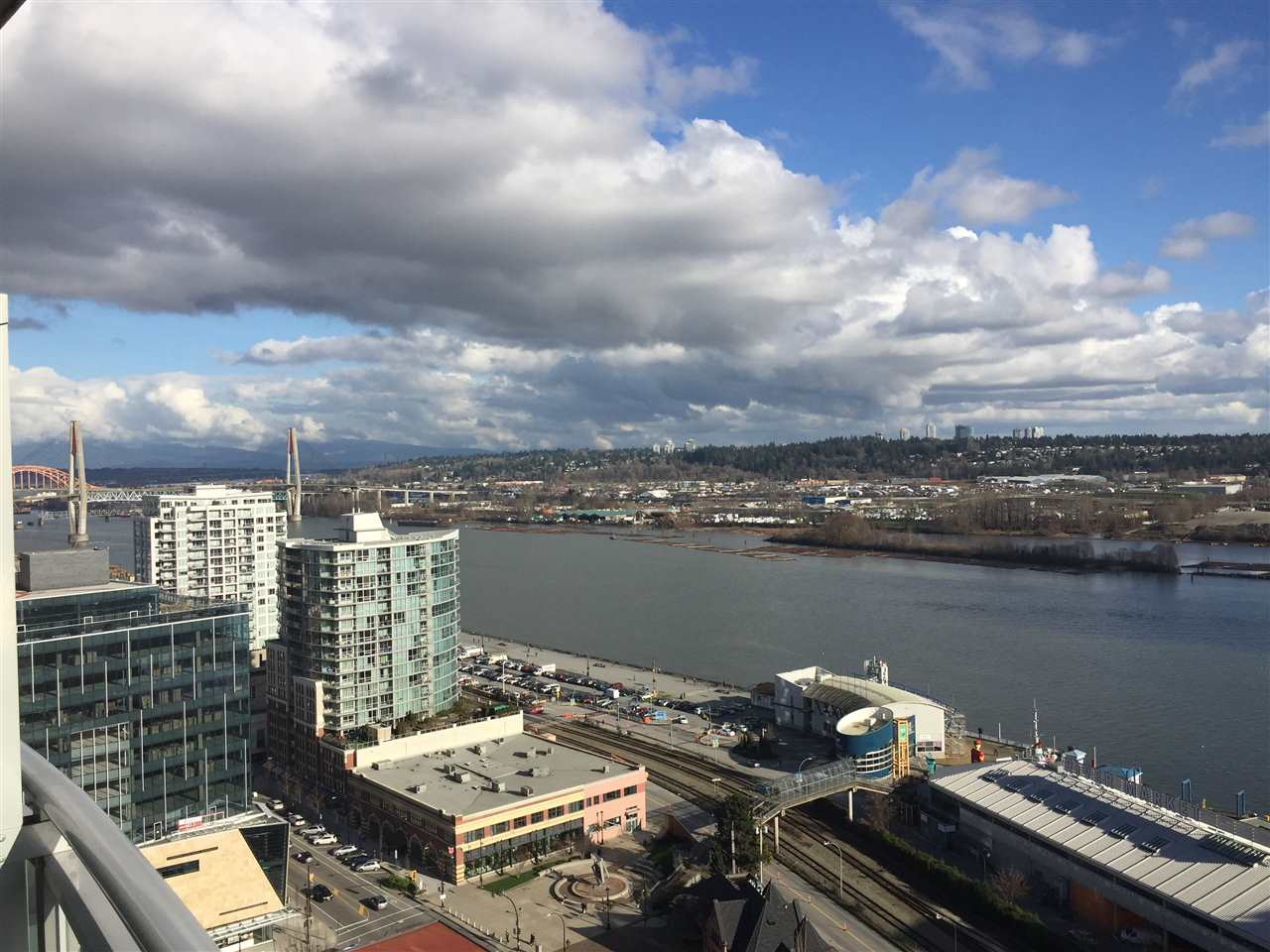 Photo 15: 2801 892 CARNARVON STREET in New Westminster: Downtown NW Condo for sale : MLS(r) # R2036501