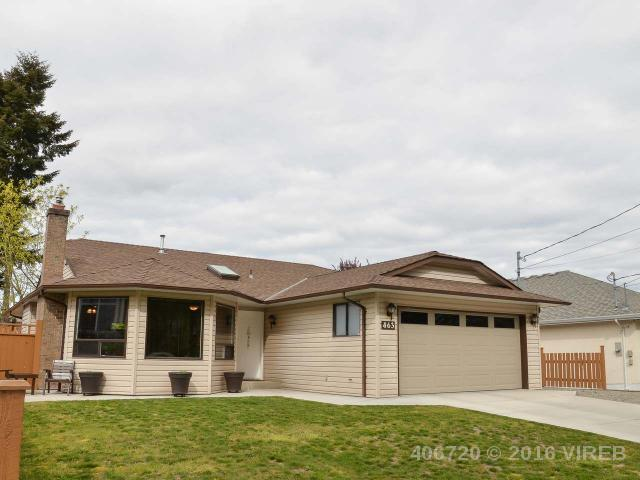 Main Photo: 463 Pym Street in : Z5 Parksville House for sale (Zone 5 - Parksville/Qualicum)  : MLS® # 406720