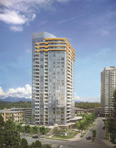 Main Photo: 2505 3093 Windsor Gate in Coquitlam: New Horizons Condo for sale : MLS® # R2013069