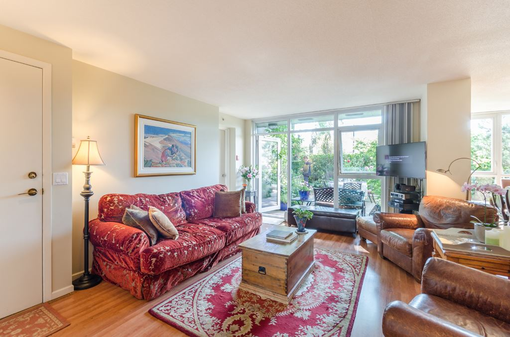 Photo 9: 102 1388 HOMER STREET in Vancouver: Yaletown Condo for sale (Vancouver West)  : MLS(r) # R2123789