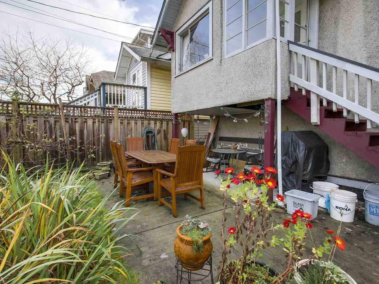 Photo 20: 2637 CAMBRIDGE STREET in Vancouver: Hastings East House for sale (Vancouver East)  : MLS(r) # R2129476