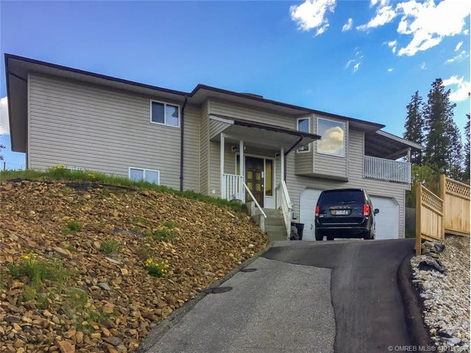 Main Photo: 2224 Linea Crescent in Lumby: House for sale : MLS®# 10158868