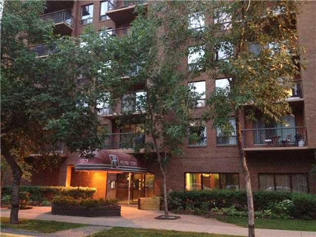 Main Photo: 301 1323 15 Avenue SW in CALGARY: Connaught Condo for sale (Calgary)  : MLS® # C3532725