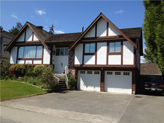 Main Photo: 5675 RUMBLE Street in Burnaby: Metrotown House for sale (Burnaby South)  : MLS® # V971876