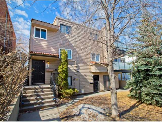 Main Photo: 5 2415 14A Street SW in CALGARY: Bankview Condo for sale (Calgary)  : MLS® # C3560831