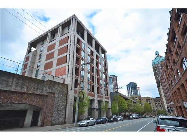 "Photo 1: 603 531 BEATTY Street in Vancouver: Downtown VW Condo for sale in ""METROLIVING"" (Vancouver West)  : MLS(r) # V1001484"