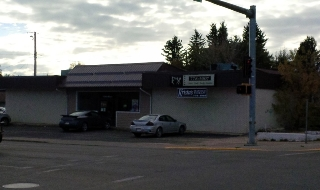Main Photo: 4703 52 Ave. in Whitecourt: Business with Property for sale : MLS(r) # 35541