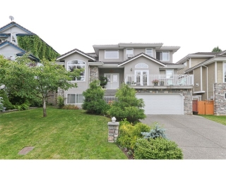 Main Photo: 20945 GOLF LN in Maple Ridge: Southwest Maple Ridge House for sale : MLS® # V1008760