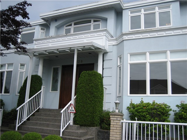 Main Photo: 3228 Larch Street in Vancouver: Arbutus House for sale (Vancouver West)  : MLS(r) # v1018381