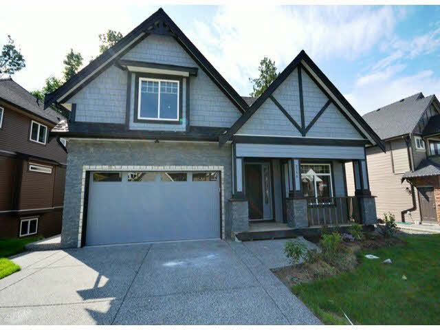 Main Photo: 2346 MERLOT BOULEVARD in Abbotsford: House for sale : MLS® # F1438803