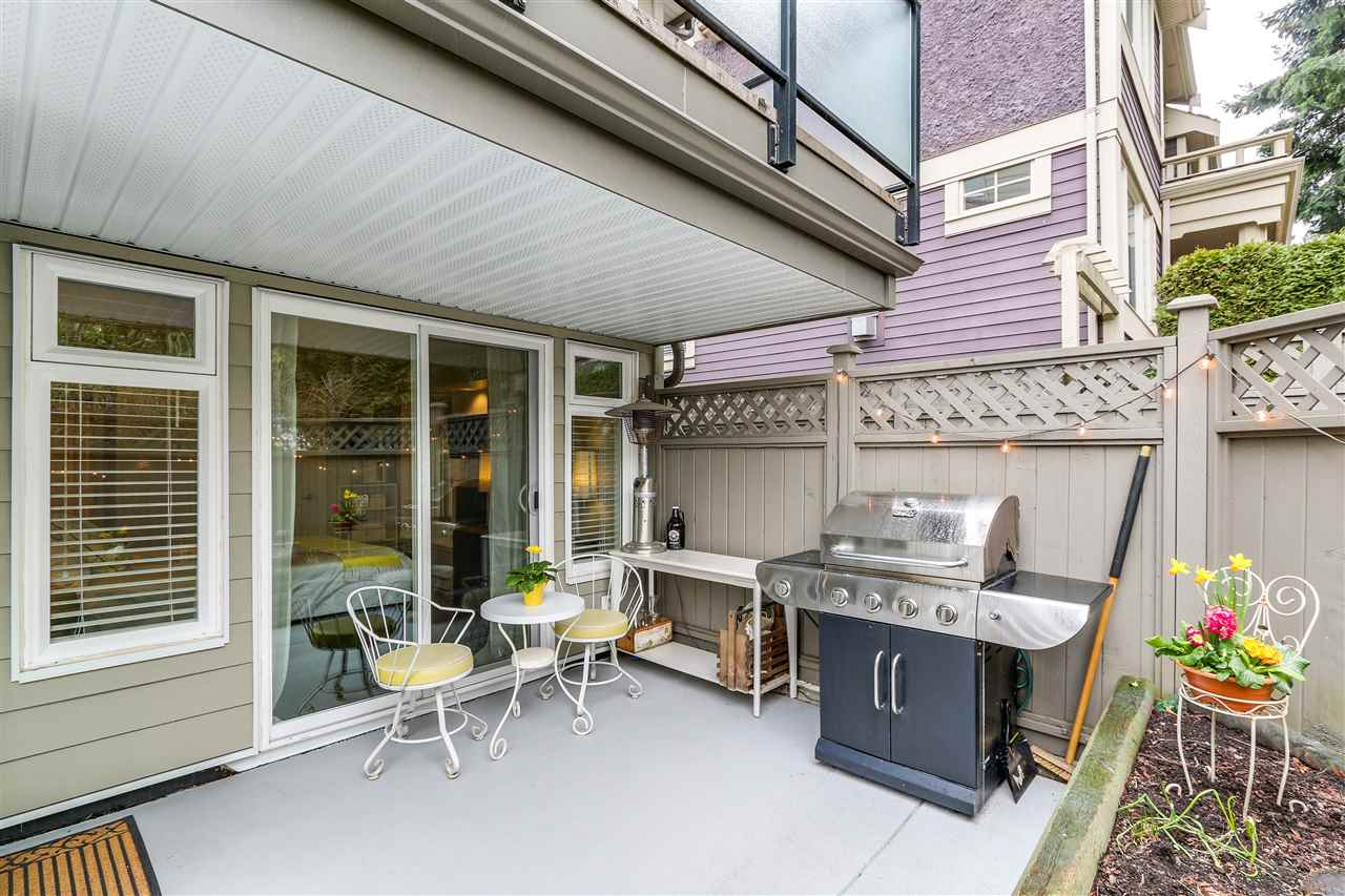 Photo 12: 105 965 W 15TH AVENUE in Vancouver: Fairview VW Condo for sale (Vancouver West)  : MLS(r) # R2142454