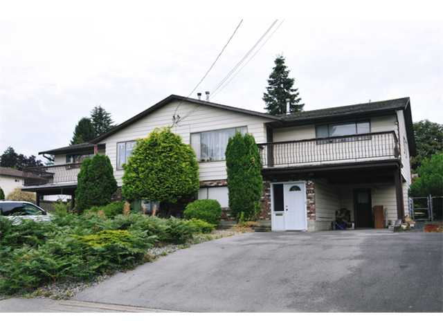Main Photo: 617 LEA Avenue in Coquitlam: Coquitlam West House Duplex for sale : MLS®# V968344