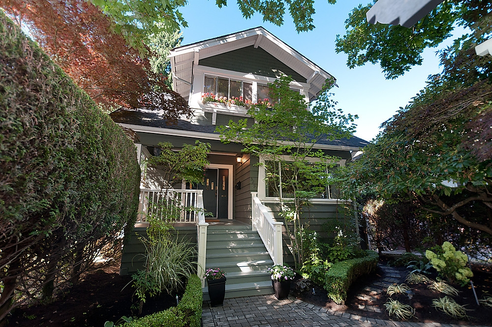 Main Photo: 3253 W 39TH Avenue in Vancouver: Kerrisdale House for sale (Vancouver West)  : MLS® # V969313
