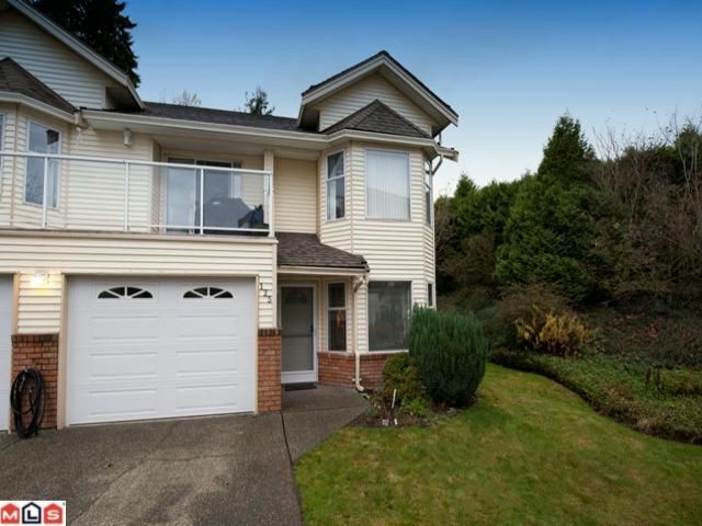 "Main Photo: 125 6841 138TH Street in Surrey: East Newton Townhouse for sale in ""HYLAND CREEK"" : MLS®# F1227886"