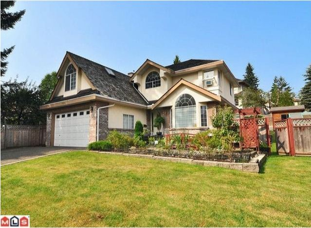 Main Photo: 10757 168 in sURREY: House for sale (North Surrey)  : MLS®# F1220510