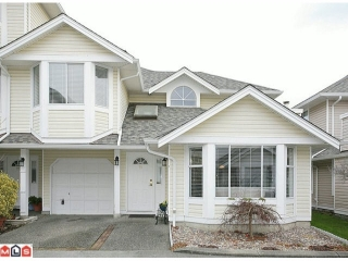 Main Photo: 78 7955 122nd Street in Surrey: West Newton Townhouse for sale : MLS®# f1201042