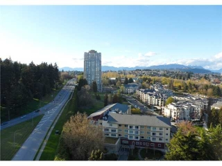 Main Photo: 1901 11 E ROYAL Avenue in New Westminster: Fraserview NW Condo for sale in &quot;VICTORIA HILL HIGH RISES&quot; : MLS(r) # V1002340