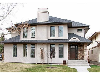 Main Photo: 2340 26 Avenue NW in CALGARY: Banff Trail Attached Home for sale (Calgary)  : MLS(r) # C3565976