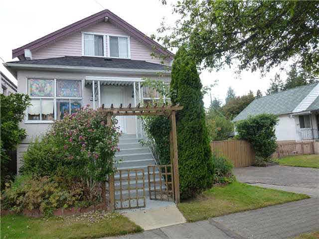 Main Photo: 4893 QUEBEC STREET in Vancouver: Main House for sale (Vancouver East)  : MLS(r) # R2012917