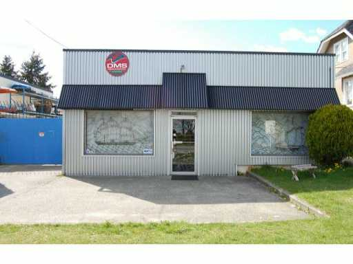 Main Photo: 7249 CURRAGH Avenue in BURNABY: Metrotown Commercial for lease (Burnaby South)  : MLS® # V4030821