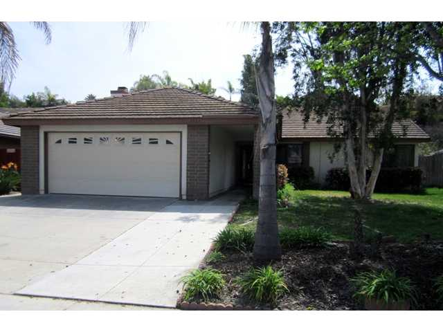 Main Photo: OCEANSIDE House for sale : 3 bedrooms : 4909 Meadowbrook Drive