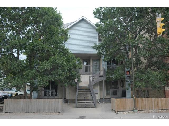 Photo 1: Photos: 778 Osborne Street in WINNIPEG: Fort Rouge / Crescentwood / Riverview Condominium for sale (South Winnipeg)  : MLS® # 1320365