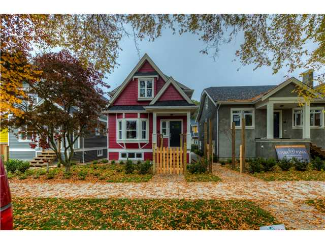 Main Photo: 928 E 20TH AV in Vancouver: Fraser VE House for sale (Vancouver East)  : MLS® # V1032676