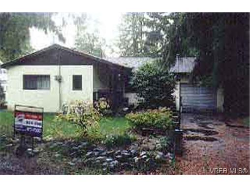 Main Photo: A 2982 Glen Lake Road in : La Glen Lake Single Family Detached for sale (Langford)  : MLS® # 104154
