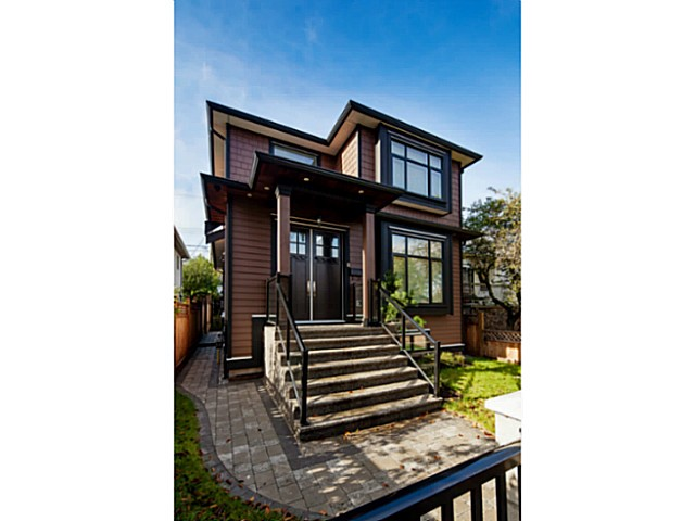 Main Photo: 4635 NE Inverness Street in Vancouver: Knight House for sale (Vancouver East)  : MLS® # v1092758