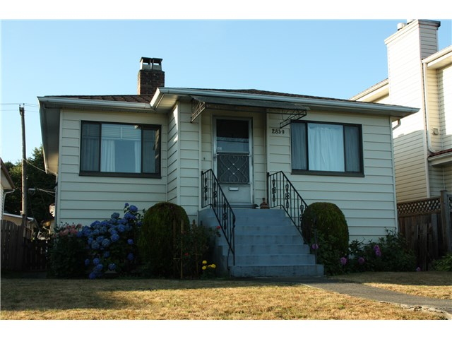 Main Photo: 2839 E BROADWAY BB in Vancouver: Renfrew VE House for sale (Vancouver East)  : MLS® # V1133761